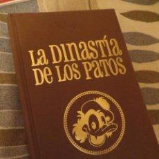 Cómics: LA DINASTIA DE LOS PATOS. OBRA COMPLETA / PLANETA. DISNEY / DON MIKI.. Lote 50943339