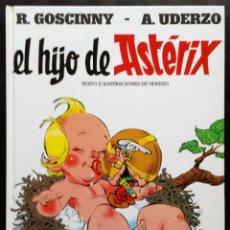 Cómics: EL HIJO DE ASTÉRIX R GOSCINNY - A UDERZO PLANETA JUNIOR TAPA DURA 1998 NUEVO. Lote 51063559