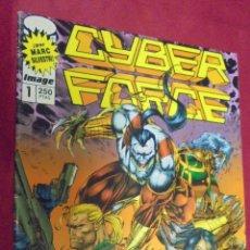 Cómics: CYBER FORCE. Nº 1. IMAGE. PLANETA.. Lote 51179708