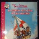 Cómics: TEA STILTON. TOMO 1. .EL TESORO DEL BARCO VIKINGO. PLANETA JUNIOR. Lote 51256790