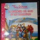 Cómics: TEA STILTON. TOMO 2. .LA REVANCHA DEL CLUB DE LAS LAGARTIJAS. PLANETA JUNIOR.. Lote 51256802