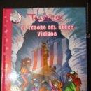 Cómics: TEA STILTON. TOMO 3. EL SECRETO DE LA ISLA DE LAS BALLENAS. PLANETA JUNIOR.. Lote 51256816