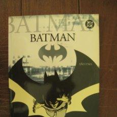 Cómics: BATMAN Nº 1 , AÑO UNO - FRANK MILLER , DAVID MAZZUCCHELLI - DC COMICS / PLANETA. Lote 57757243