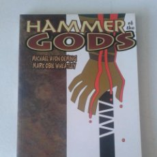 Cómics: HAMMER OF THE GODS - ENEMIGO MORTAL -- OEMING & WHEATLEY -- PLANETA --. Lote 51539347