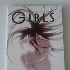 Cómics: THE LUNA BROTHERS -- GIRLS: CONCEPCION -- PLANETA --. Lote 51539614