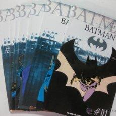 Cómics: COLECCIONABLE BATMAN PLANETA DEAGOSTINI. Nº1 AL Nº7. 2005.. Lote 51577340