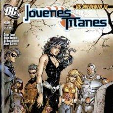 Cómics: JOVENES TITANES Nº7. DC. Lote 51596237