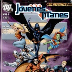Cómics: JOVENES TITANES Nº4. DC. Lote 51596670