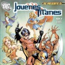 Cómics: JOVENES TITANES Nº8. DC. Lote 51596688