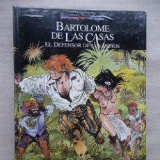 Cómics: RELATOS DEL NUEVO MUNDO / BARTOLOME DE LAS CASAS / PLANETA 1992. Lote 56631875
