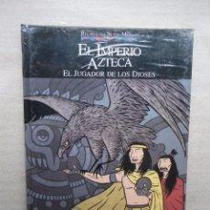Cómics: RELATOS DEL NUEVO MUNDO / EL IMPERIO AZTECA / PLANETA 1992. Lote 81709447