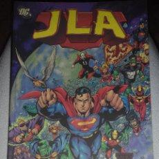 Cómics: JLA III TERCERA GUERRA MUNDIAL GRANT MORRISON. Lote 51993167