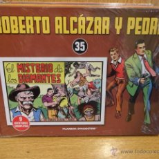 Cómics: ROBERTO ALCÁZAR Y PEDRÍN. TOMO 35. EDITORIAL PLANETA - 2010 / PRECINTADO. Lote 52594697