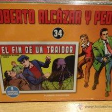 Cómics: ROBERTO ALCÁZAR Y PEDRÍN. TOMO 34. EDITORIAL PLANETA - 2010 / PRECINTADO. Lote 52599095