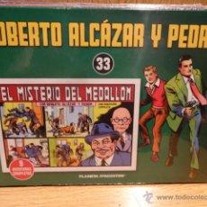 Cómics: ROBERTO ALCÁZAR Y PEDRÍN. TOMO 33. EDITORIAL PLANETA - 2010 / PRECINTADO. Lote 52599116