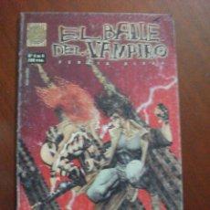Cómics: EL VAILE DEL VAMPIRO Nº 4 PLANETA C5. Lote 52660189