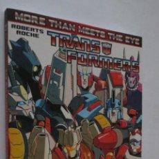 Cómics: TRANSFORMERS Nº 1 PLANETA. Lote 52769399