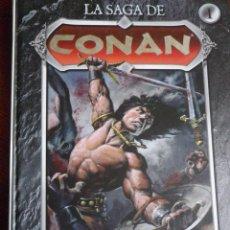 Cómics - La saga de Conan - 1 - La llegada de Conan - 52884948