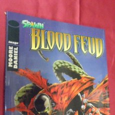 Cómics: SPAWN. BLOOD FEUD. WORLD COMICS. PLANETA.. Lote 52971762