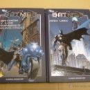 Cómics: BATMAN. TOMOS 1 Y 2 DEL COLECCIONABLE EN TAPA DURA DE PLANETA.. Lote 52973237