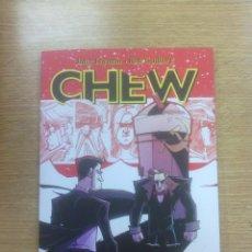 Cómics: CHEW #10 MORCILLA DE SANGRE. Lote 53290998