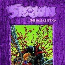 Cómics - TOMO SPAWN MALDITO (WORLD COMICS-PLANETA) - 53319824
