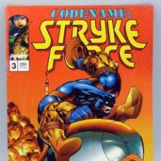Cómics: CONDENAME : STRYKE FORCE Nº 3. Lote 53600321