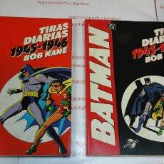 Cómics: LOTE - BATMAN - TIRAS DIARIAS 1943-1945 BOB KANE - PLANETA. Lote 53780849