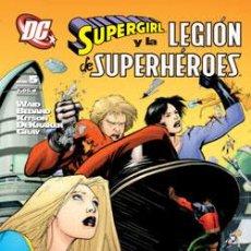 Cómics: SUPERGIRL Y LA LEGIÓN DE SUPERHÉROES Nº 5 DE WAID & BEDARD & KITSON & DEKRAKER & GRAY DC COMICS. Lote 54387278