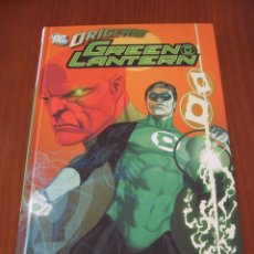 Cómics: GREEN LANTERN - ORIGENES - PLANETA DEAGOSTINI - GEOFF JOHNS - IVAN REISS. Lote 49383794
