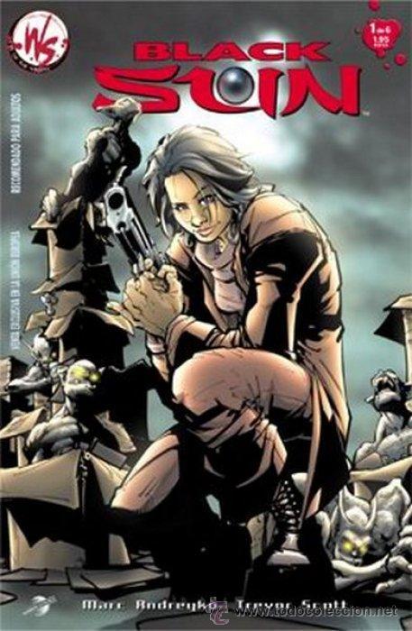 BLACK SUN LOTE 4 Nº 1-3-5-6 (Tebeos y Comics - Planeta)