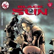 Cómics: BLACK SUN LOTE 4 Nº 1-3-5-6. Lote 54489582