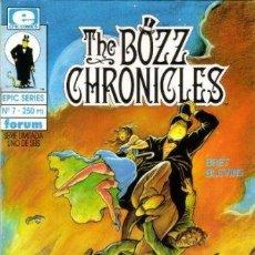 Cómics: THE BOZZ CHRONICLES LOTE 4 Nº 7-9-10-12. Lote 54489677