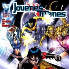 Cómics: JÓVENES TITANES Nº 3 DE SEAN MCKEEVER & EDDY BARROWS PLANETA DE AGOSTINI. Lote 54552967