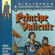 Cómics: PRÍNCIPE VALIENTE 1944-1945 - HAROLD FOSTER - BIBLIOTECA GRANDES DEL CÓMIC Nº5 - PLANETA. Lote 54764928