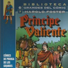 Cómics: PRÍNCIPE VALIENTE 1947-1949 - HAROLD FOSTER - BIBLIOTECA GRANDES DEL CÓMIC Nº7 - PLANETA. Lote 75790311