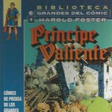 Fumetti: PRÍNCIPE VALIENTE 1951-1952 - HAROLD FOSTER - BIBLIOTECA GRANDES DEL CÓMIC Nº9 - PLANETA. Lote 54765011