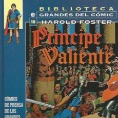 Fumetti: PRÍNCIPE VALIENTE 1952-1954 - HAROLD FOSTER - BIBLIOTECA GRANDES DEL CÓMIC Nº10 - PLANETA. Lote 54765035