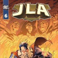 Cómics: JLA VOL 1 LOTE DE 2 Nº 6-7. Lote 239561730