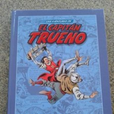 Cómics: LAS AVENTURAS DEL CAPITAN TRUENO -- VOLUMEN 1 -- PLANETA - 2009 --. Lote 210778027