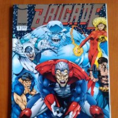 Cómics: BRIGADE Nº 1 ( IMAGE / WORLD COMICS ). Lote 55105268