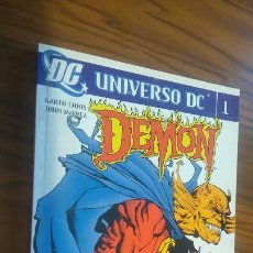 Cómics: UNIVERSO DC 1. DEMON. ENNIS. JOHN MCCREA. BUEN ESTADO. Lote 270393268