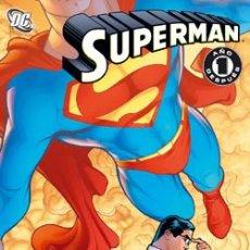 Cómics: SUPERMAN: UN AÑO DESPUÉS. Lote 55553562