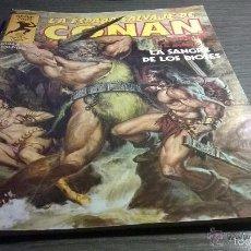 Fumetti: LA ESPADA SALVAJE DE CONAN - SERIE ORO - NUMERO 3 - AÑO 1982. Lote 55555391
