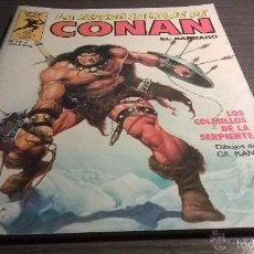 Fumetti: LA ESPADA SALVAJE DE CONAN - SERIE ORO - NUMERO 4 - AÑO 1982. Lote 55556831
