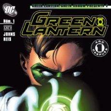 Cómics: GREEN LANTERN/GREEN ARROW PRESENTA: GREEN LANTERN NºS 01 A 04. Lote 55631277