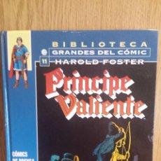 Cómics: GRANDES DEL CÓMIC. PRINCIPE VALIENTE. ED / PLANETA Nº 11. / COMO NUEVO.. Lote 56039791