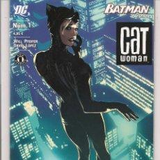 Fumetti: BATMAN PRESENTA: CAT WOMAN. Nº 1. PLANETA. (C/A48). Lote 56107471