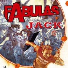 Cómics: FÁBULAS PRESENTA #01: JACK, LA (CASI) GRAN EVASIÓN. Lote 56243102