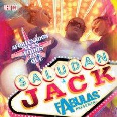 Cómics: FÁBULAS PRESENTA #02: JACK DE CORAZONES. Lote 56243139
